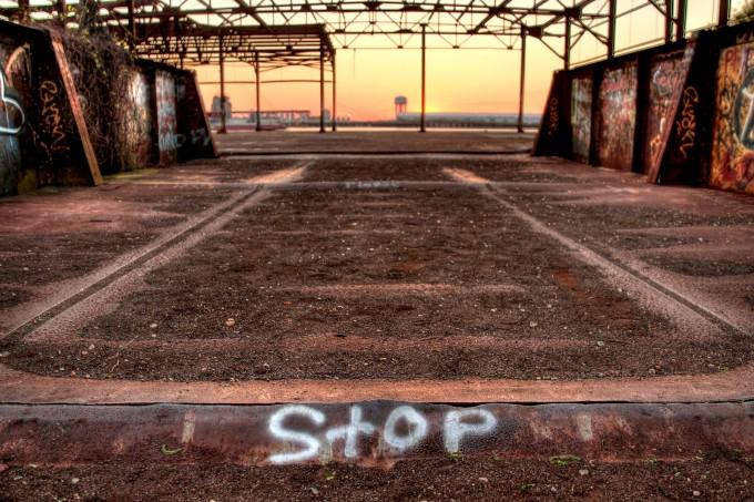 iron-dock-stop