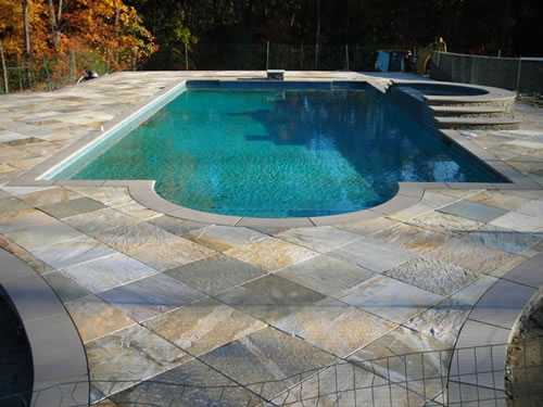 Pool deck cleaning tiger wash pressure washing new for Pressure clean pools