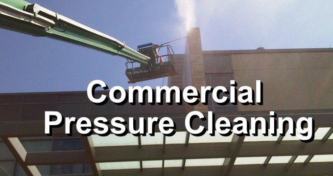 commercial pressure washing new orleans