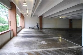 concrete cleaning baton rouge