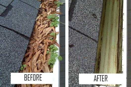 Gutter Cleaning New Orleans, LA - Tiger Wash - Pressure Washing New ...