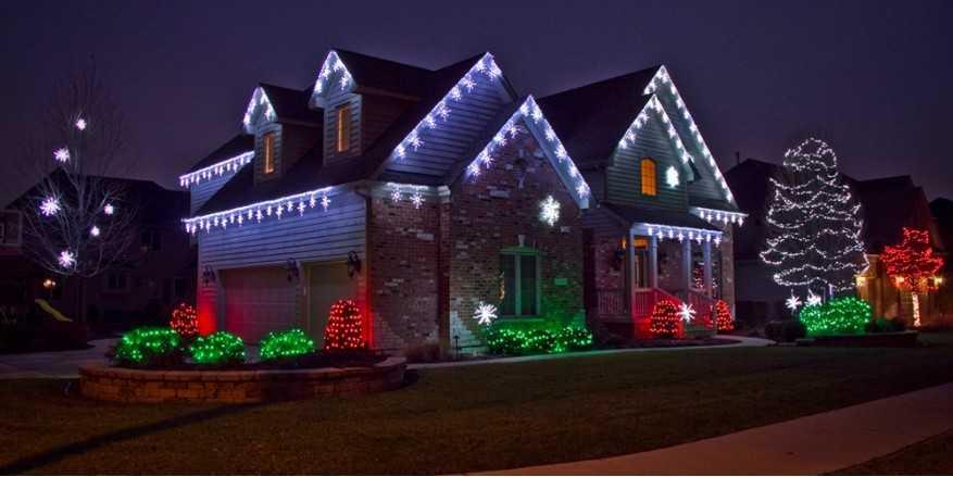 metairie la christmas light installation slidell la - Christmas Lighting Installation