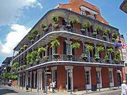 Historic new Orleans pressure washing